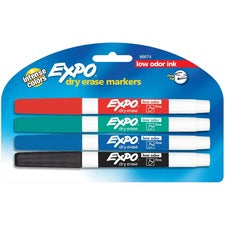 EXPO Low-Odor Dry-erase Markers