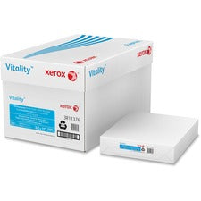 Xerox Vitality Multipurpose Printer Paper, 100% Recycled