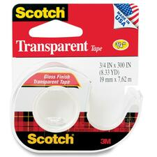 Scotch Gloss Finish Transparent Tape