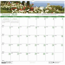 House of Doolittle Earthscapes Gardens Wall Calendar