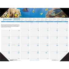 House of Doolittle EarthScapes Sea Life Desk Pads
