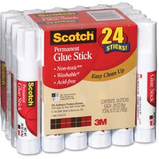 Scotch Permanent Glue Sticks