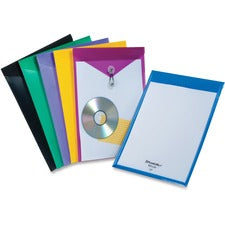Pendaflex Viewfront Poly Envelopes