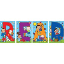 "Carson Dellosa Education ""READ"" Bulletin Board Decoration Set"