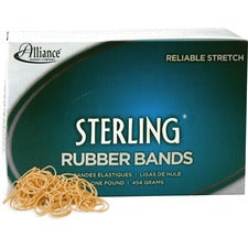 Alliance Rubber 24105 Sterling Rubber Bands - Size #10