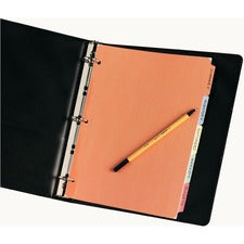 Avery® Plain Tab Write & Erase Dividers
