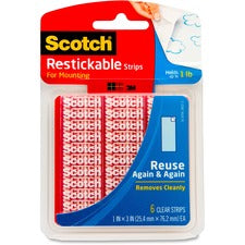 Scotch Restickable Strips