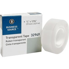 Business Source All-purpose Transparent Tape
