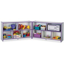 Rainbow Accents Fold-n-Lock Storage Shelf