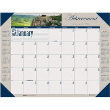 House of Doolittle Earthscapes Motivational Desk Pad