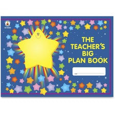 Carson Dellosa Education Grades K-5 Teacher's Big Plan Book