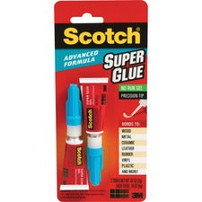 Scotch Advanced Formula Super Glue Gel