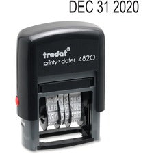 Trodat Date Only Stamp