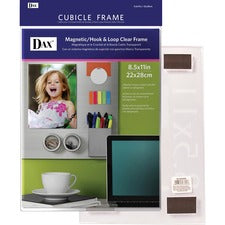 DAX Magnetic Hook/Loop Cubicle Frame