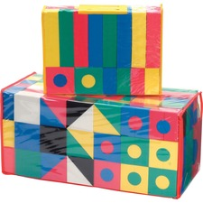 Creativity Street 152-piece Wonderfoam Blocks