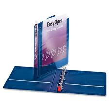 EasyOpen ClearVue Locking Slant-D Ring Binder