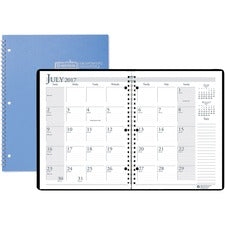 House of Doolittle Academic Monthly Planner