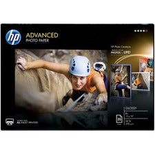 HP Advanced Inkjet Print Photo Paper