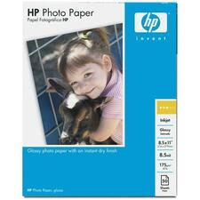 HP Inkjet Print Photo Paper