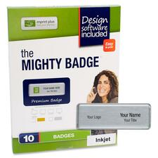 Imprint Plus Mighty Badge Stationary Kit