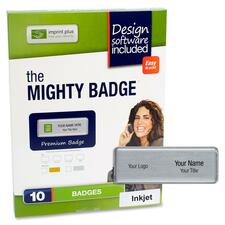 Imprint Plus Mighty Badge Stationery Kit