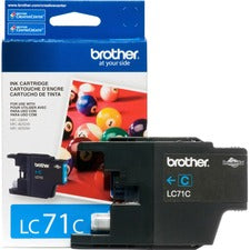 Brother Innobella LC71C Original Ink Cartridge