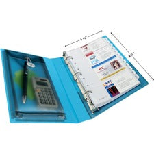 Avery® Mini Durable View Protect & Store Binder