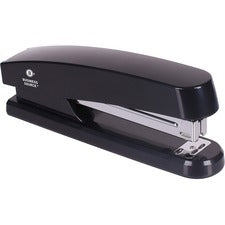 Business Source Full-strip Plastic Desktop Stapler