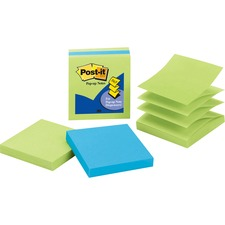 Post-it® Pop-up Note Pads - Jaipur Collection