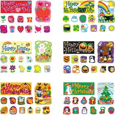 Carson Dellosa Education Holiday Bulletin Board Sets