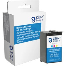 Elite Image Remanufactured Ink Cartridge - Alternative for Dell (330-5266)
