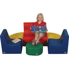 Children's Factory Medium Tot Contour Seating Group
