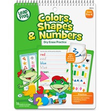The Board Dudes Dry-erase Practice Skills Workbook Printed Book
