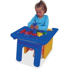 Children's Factory Cube Chair Edutray