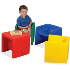 Children's Factory Chair Cube Set