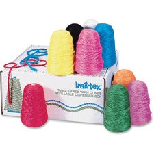 Trait-tex 3-ply School Yarn Dispenser
