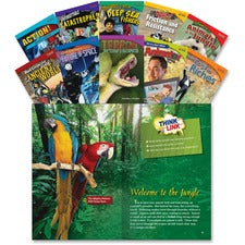 Shell Education Time for Kids Advanced Book Set Printed Book