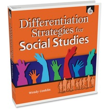Shell Education Strategies for Social Studies Book Printed Book by Wendy Conklin