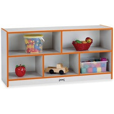 Rainbow Accents Rainbow Low Open Single Storage Shelf