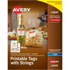 Avery® Printable Tags