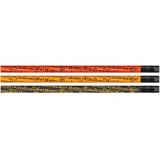 Moon Products Happy Halloween Themed Pencils