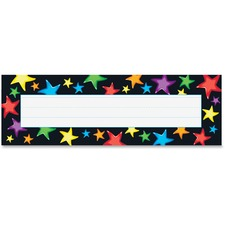 Trend Gel Star Desktop Nameplate