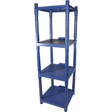 Stack Rack 4-Shelf Storage Rack
