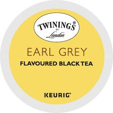 Twinings Earl Grey Flavoured Black Tea K-Cup