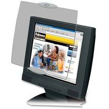 "Fellowes LCD Screen Protector- 17"" Clear"