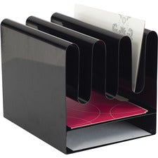 Safco Wave Desktop File Organizers
