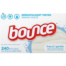 Bounce Free/Gentle Fabric Sheets