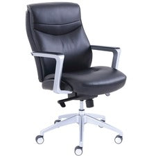 La-Z-Boy Leather Manager Chair