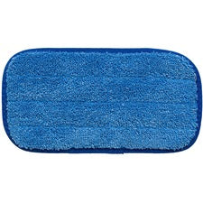Microfiber & More Low Nap Blue Microfiber Pad