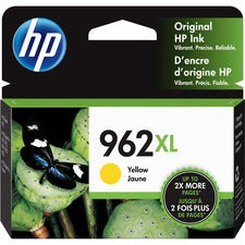 HP 962XL (3JA02AN) Ink Cartridge - Yellow